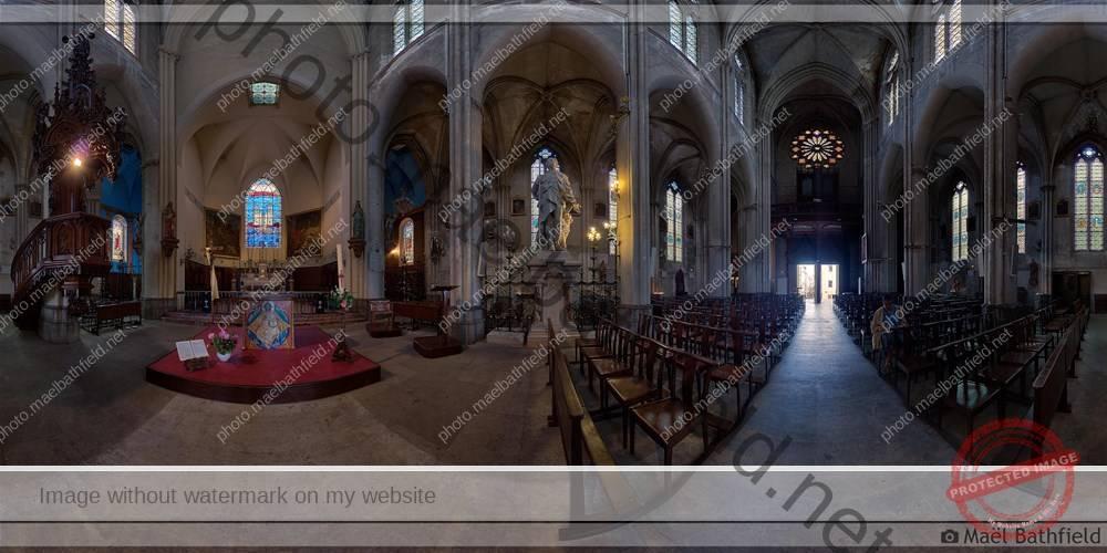 - Église Saint-Roch - Montpellier