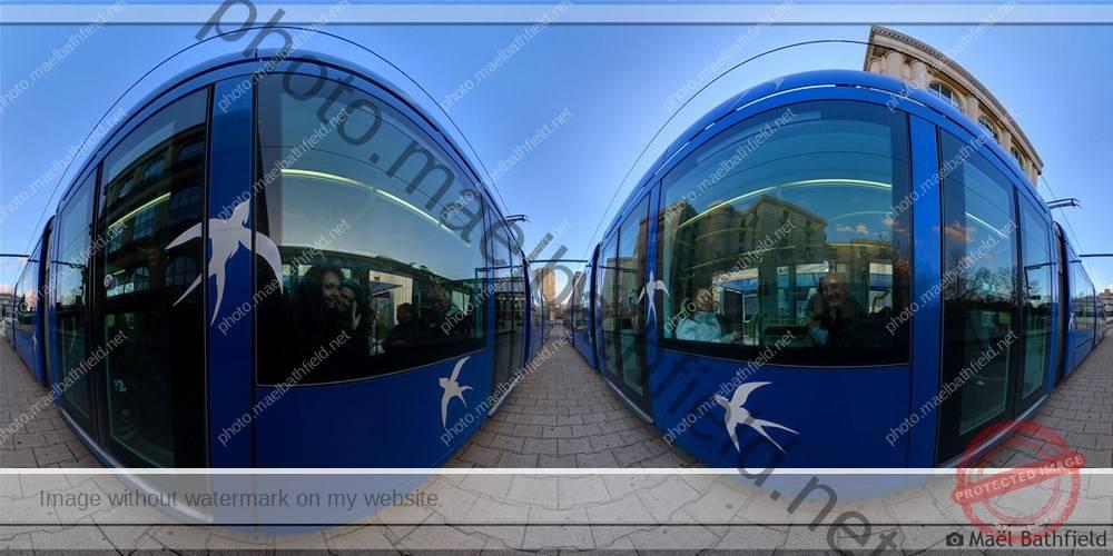 - Tramway - Montpellier